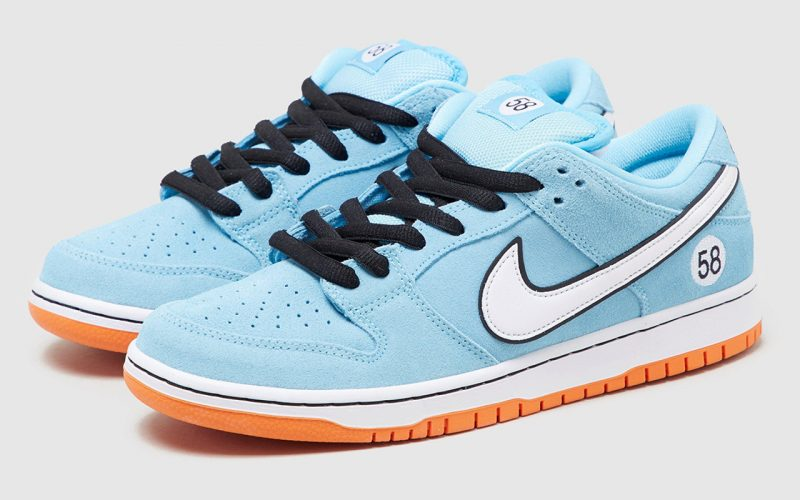 Nike SB Dunk Low ''Club 58'' - BQ6817-401