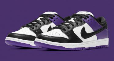 NikeSB Dunk Low Pro ''Court Purple''