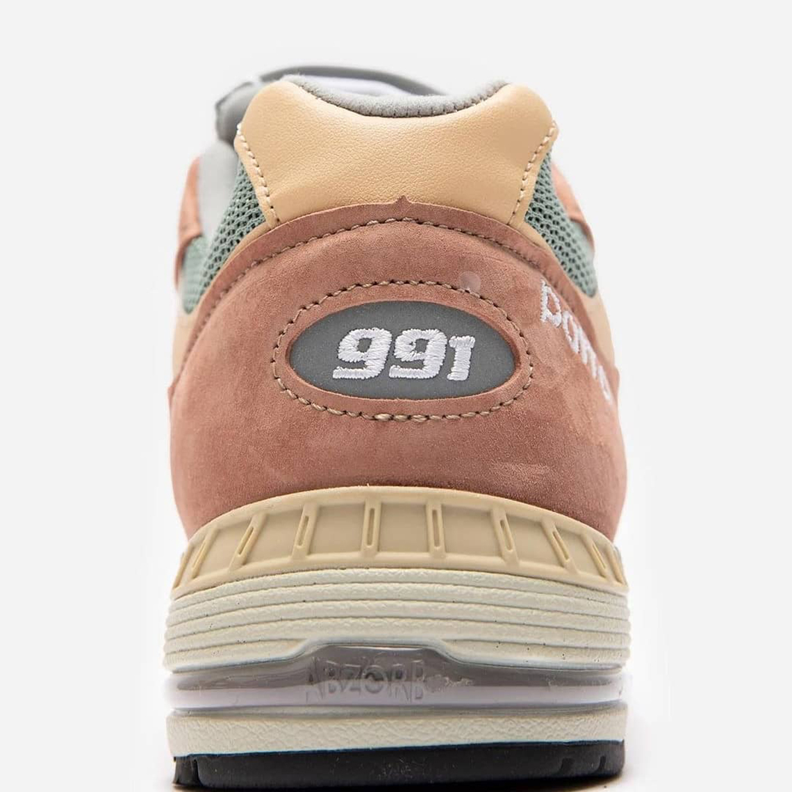 Patta x New Balance 991 - M991PAT