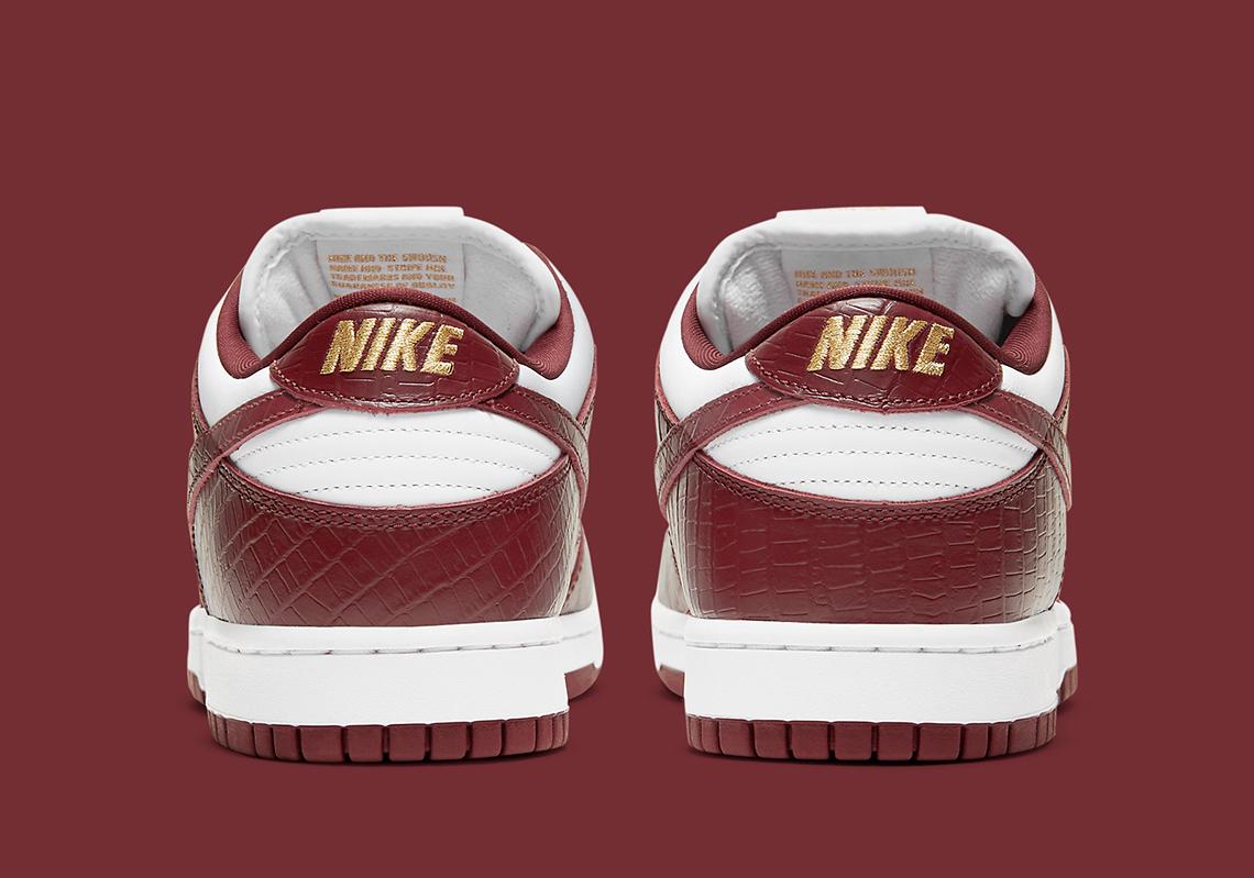 SUPREME x Nike SB Dunk Low ''Barkroot Brown'' - DH3228-103