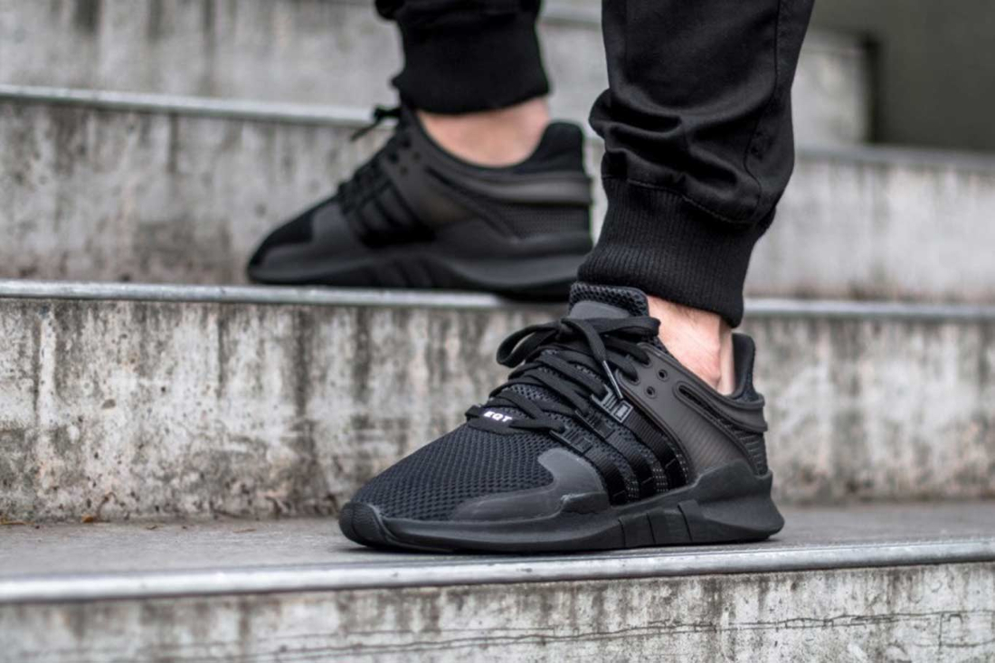 adidas EQT Support ADV - Triple Black