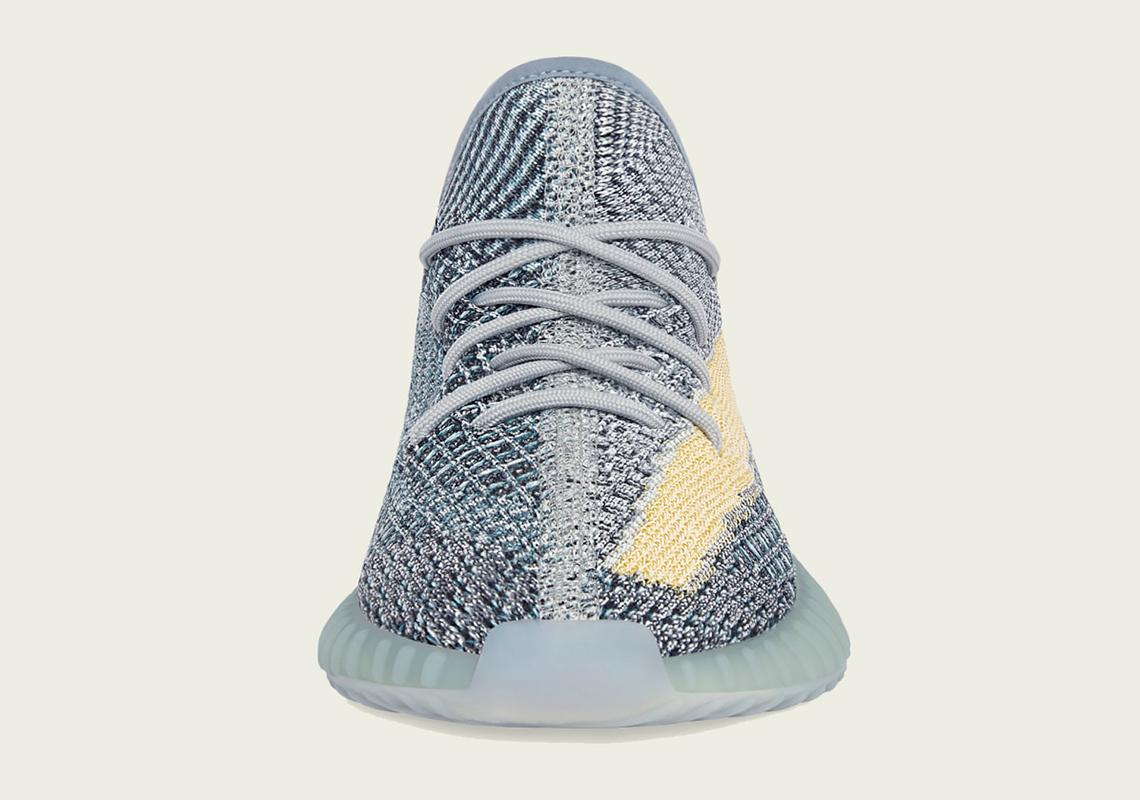 adidas Yeezy Boost 350 V2 ''Ash Blue'' - GY7657