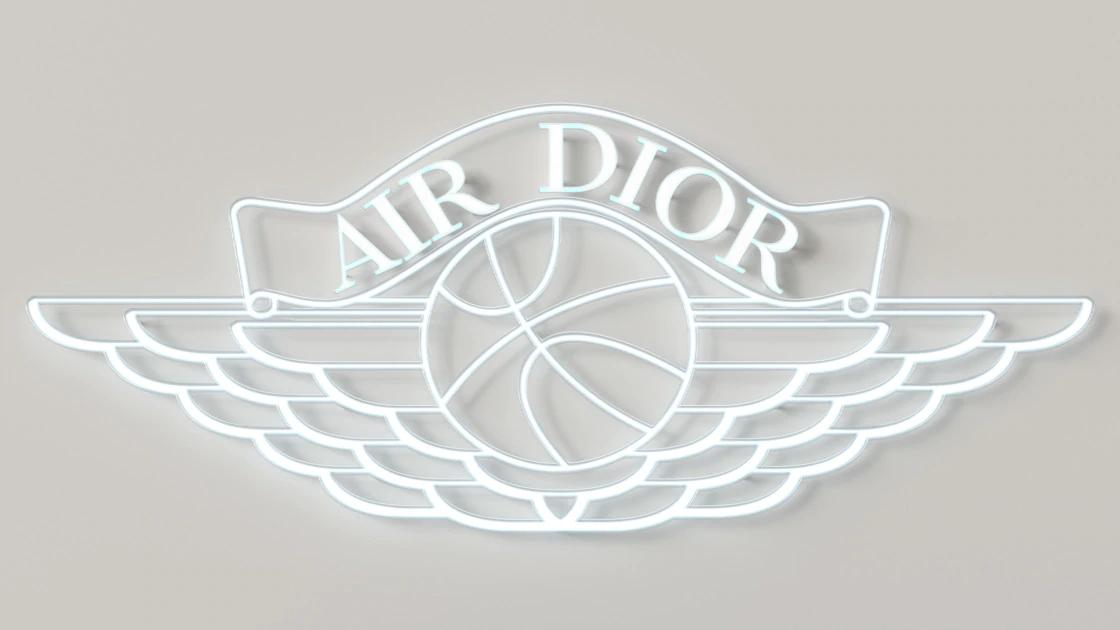 Air Dior - Logo