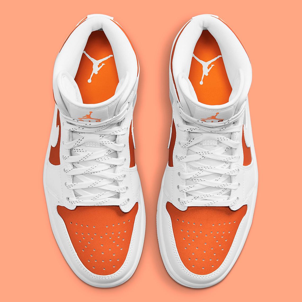 Air Jordan 1 Mid SE ''Bright Citrus'' – CZ0774-800