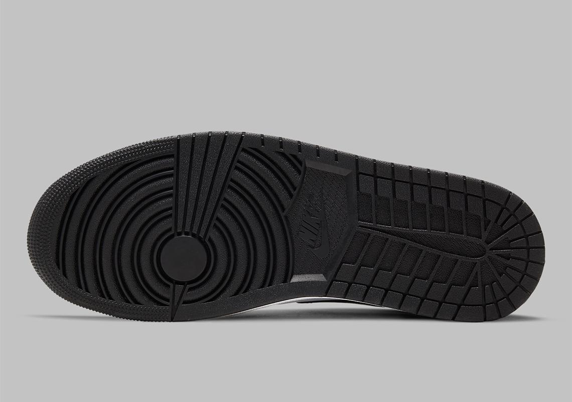 Air Jordan 1 Mid SE ''Carbon Fiber'' - All-Star 2021 - DD1649-001