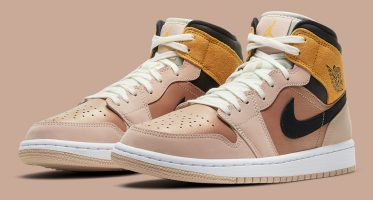 Air Jordan1 Mid SE ''Particle Beige''