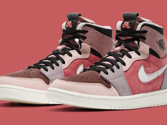 Air Jordan 1 Zoom Comfort (CMFT) ''Canyon Rust'' - CT0979-602