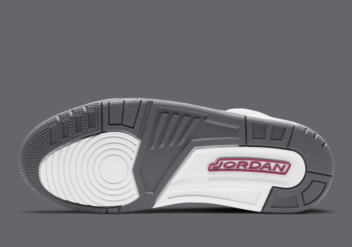 Air Jordan 3 ''Cool Grey'' - CT8532-012