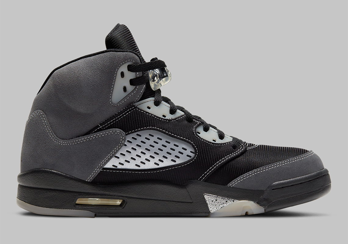 Air Jordan 5 ''Anthracite'' - DB0731-001