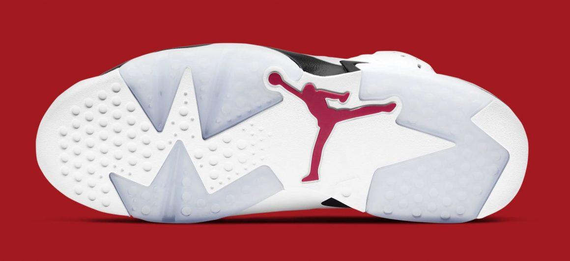 Air Jordan 6 Retro ''Carmine'' - CT8529-106