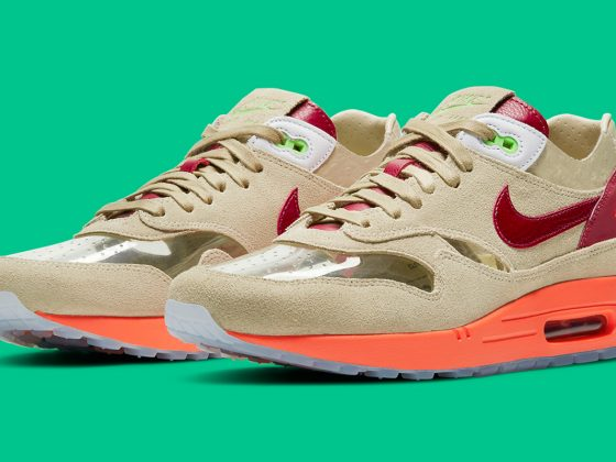 CLOT x Nike Air Max 1 ''Kiss Of Death'' 2021 - DD1870-100