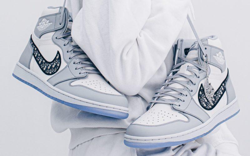 Dior x Air Jordan 1 High - CN8607-002