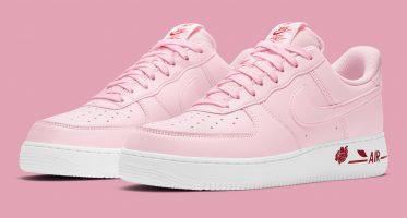 NikeAir Force 1 ''Pink Bag''