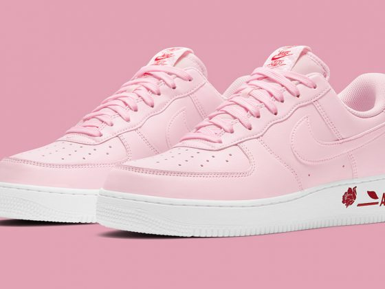 Nike Air Force 1 Low ''Pink Bag'' - Rose - CU6312-600