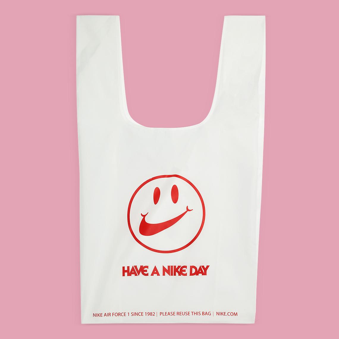 Nike Air Force 1 Low ''Pink Bag'' - Rose - CU6312-600