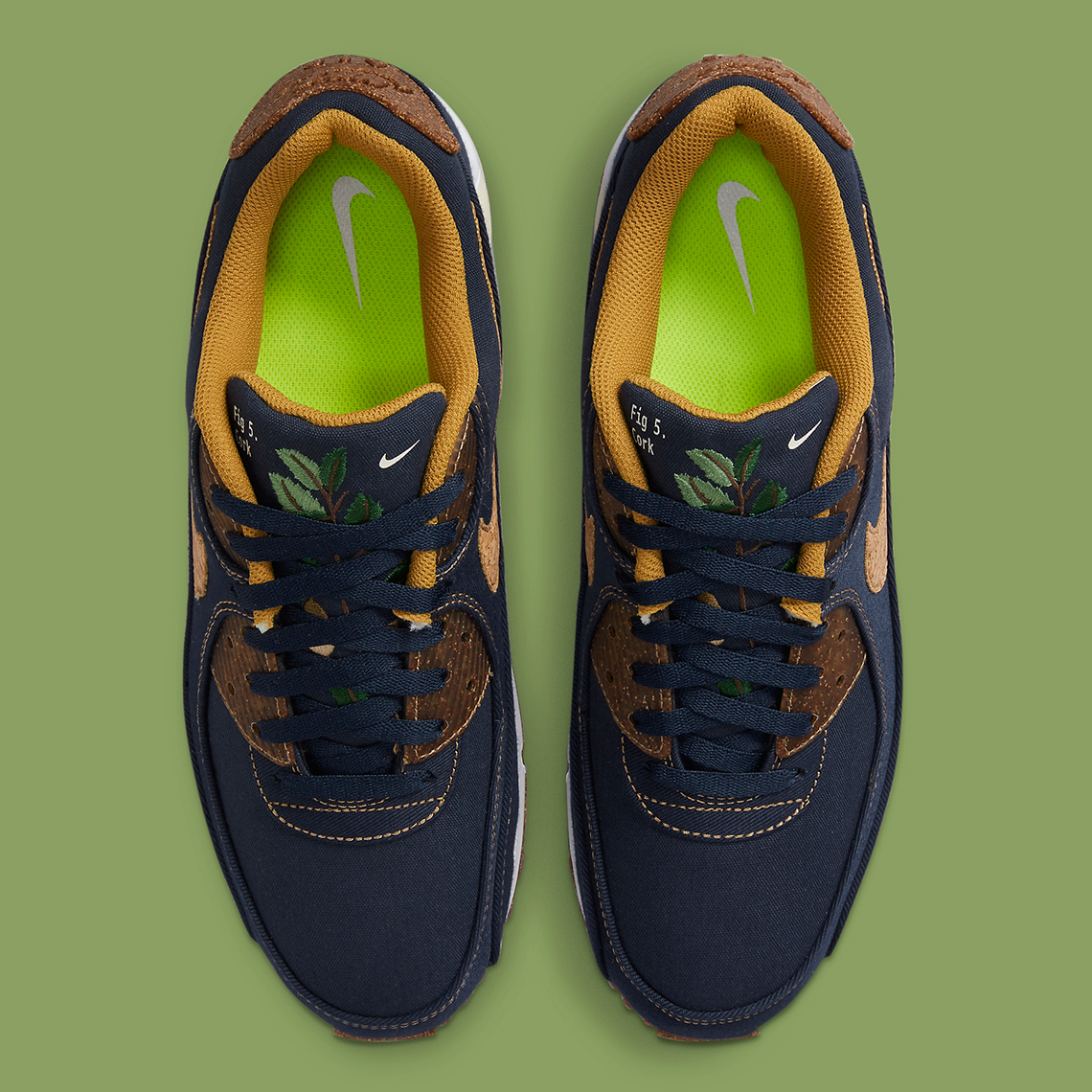 Nike Air Max 90 ''Obsidian Cork'' - DD0385-400