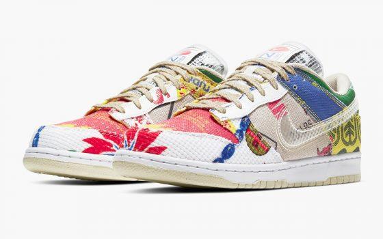 Nike Dunk Low ''City Market'' - DA6125-900