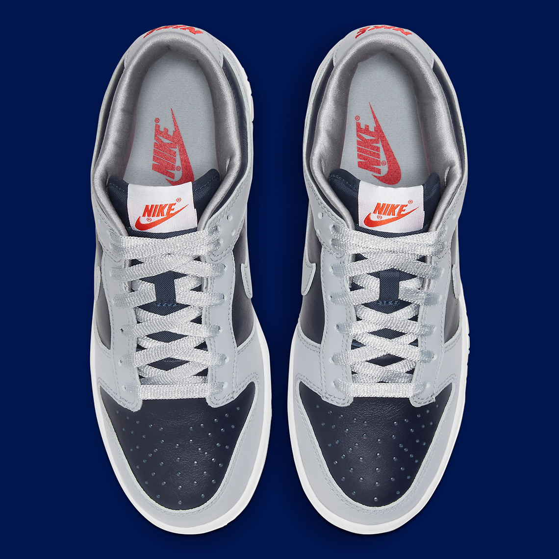 Nike Dunk Low ''College Navy'' - DD1768-400