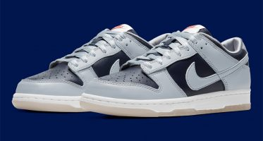 NikeDunk Low ''College Navy''