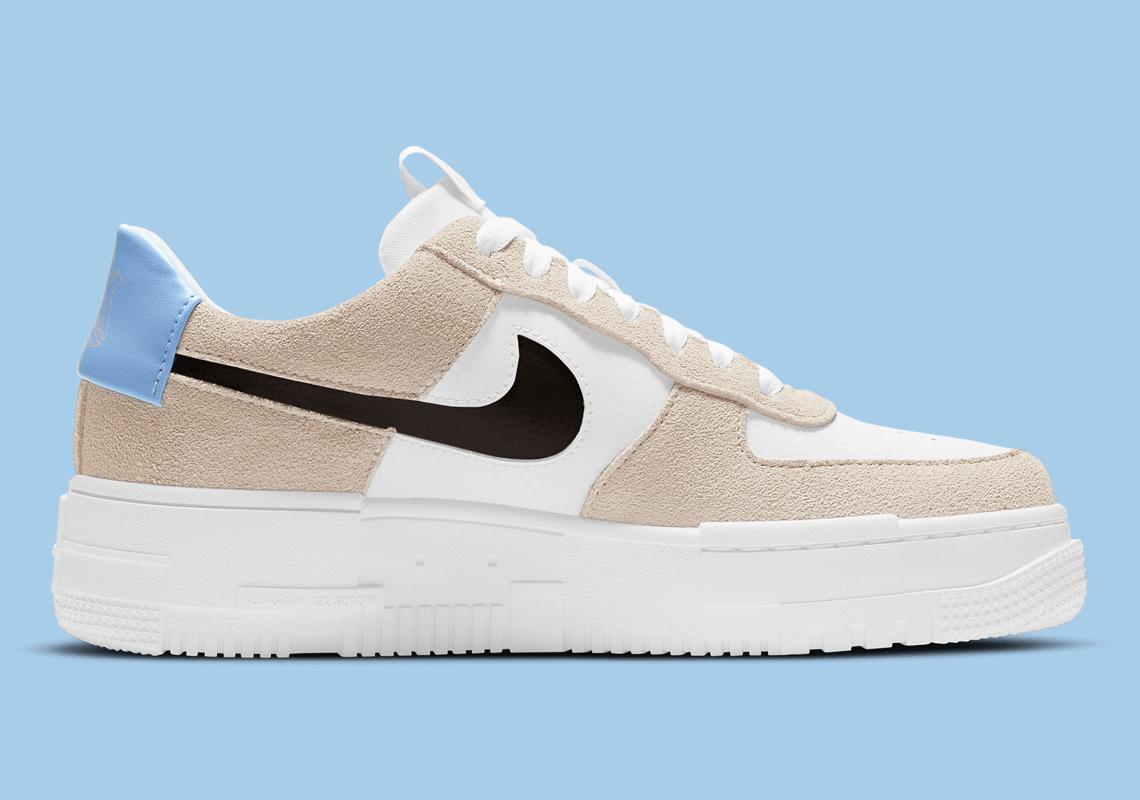 Nike WMNS Air Force 1 Low Pixel ''Desert Sand'' - DH3861-001