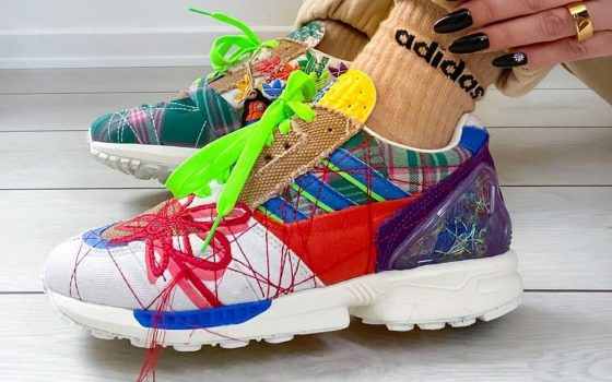 Sean Wotherspoon x adidas ZX 8000 ''Super Earth'' - GZ3088