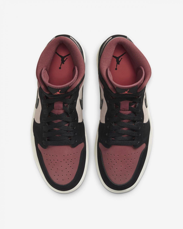 Air Jordan 1 Mid ''Canyon Rust'' - BQ6472-202