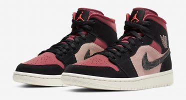 Air Jordan1 Mid ''Canyon Rust''