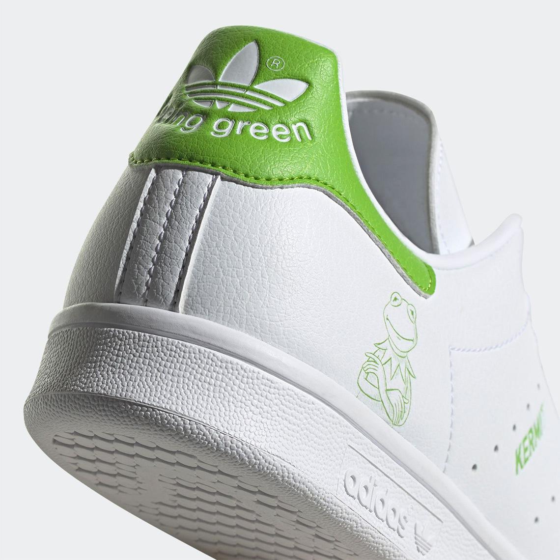 adidas Stan Smith ''Kermit The Frog'' - FX5550