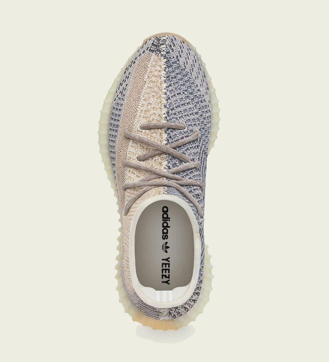 adidas Yeezy Boost 350 V2 ''Ash Pearl'' - GY7658