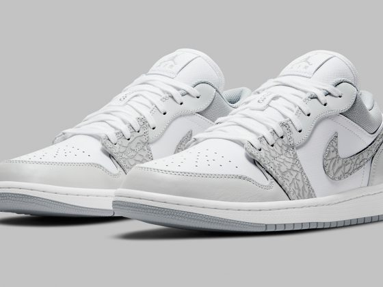 Air Jordan 1 Low ''Berlin Grey'' - DH4269-100