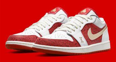 Air Jordan1 Low ''Spades''