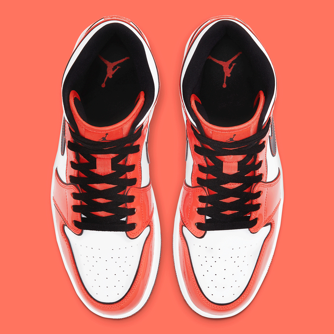 Air Jordan 1 Mid SE ''Turf Orange'' - DD6834-802