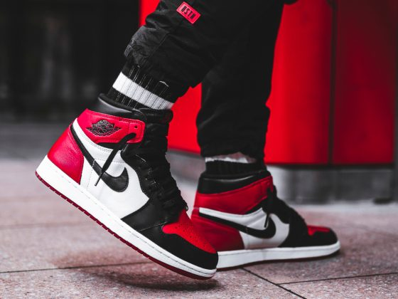 Air Jordan 1 Retro High OG ''Bred Toe''