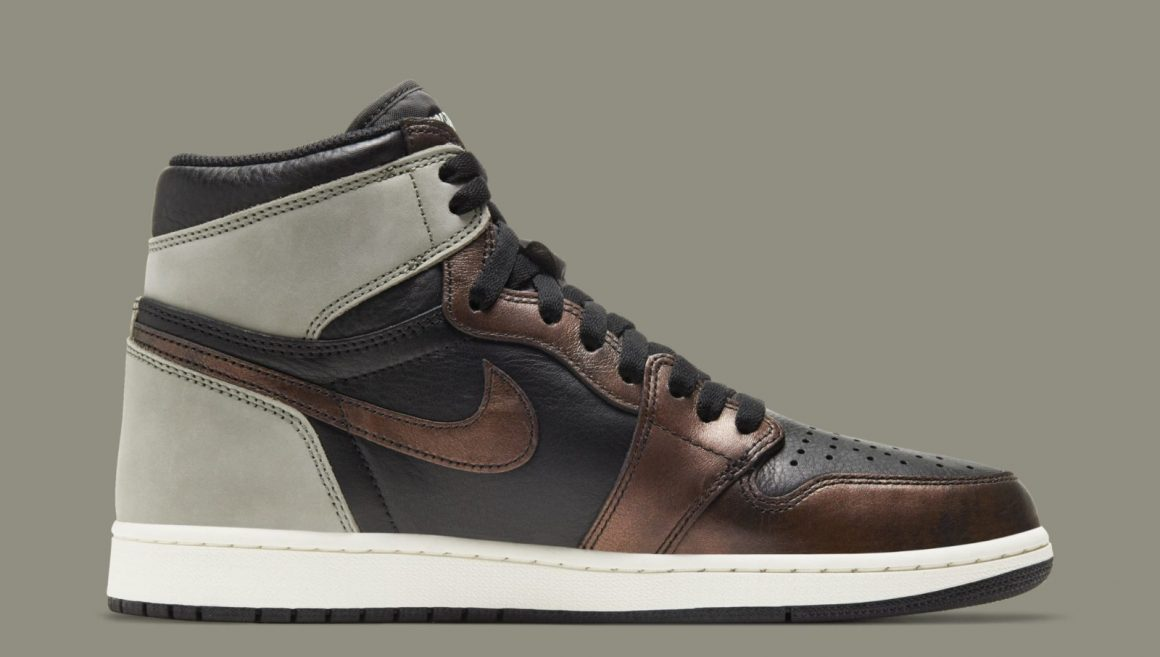 Air Jordan 1 Retro High OG ''Patina'' - 555088-033
