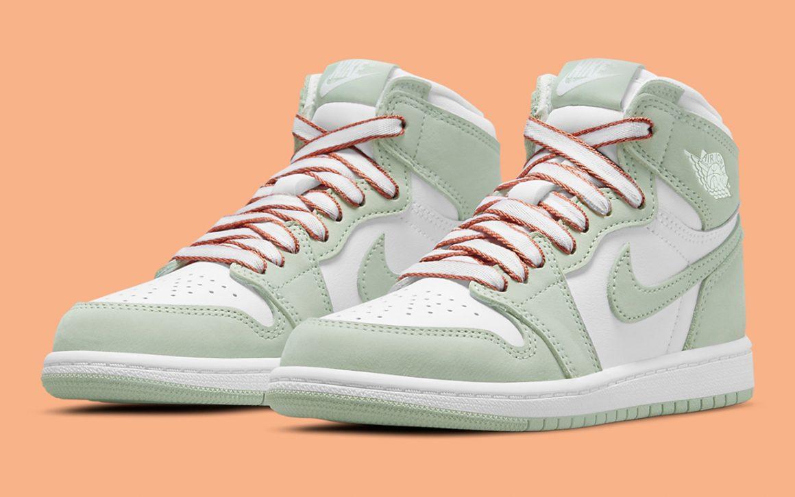Air Jordan 1 Retro High OG ''Seafoam'' - CD0461-002 - Sneaker Style