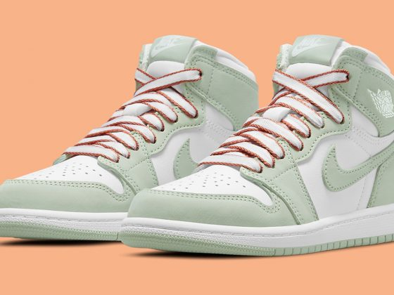 Air Jordan 1 Retro High OG ''Seafoam'' - CD0461-002
