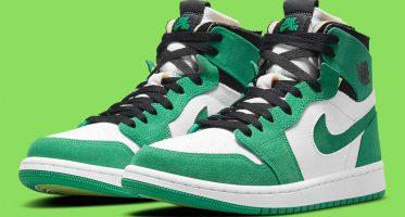 Air Jordan1 Zoom Comfort ''Stadium Green''