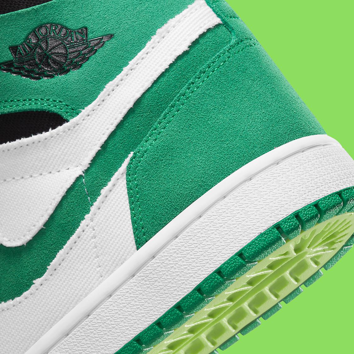 Air Jordan 1 Zoom Comfort ''Stadium Green'' - CT0978-300