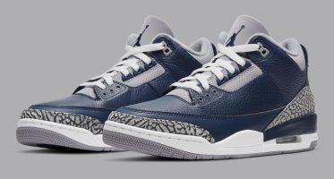 Air Jordan3 Retro ''Midnight Navy''