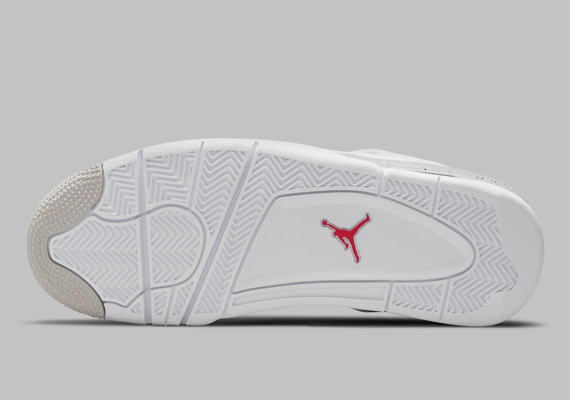 Air Jordan 4 ''Tech Grey'' - CT8527-100
