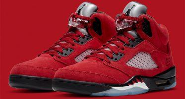 Air Jordan5 Retro ''Raging Bull'' - 2021