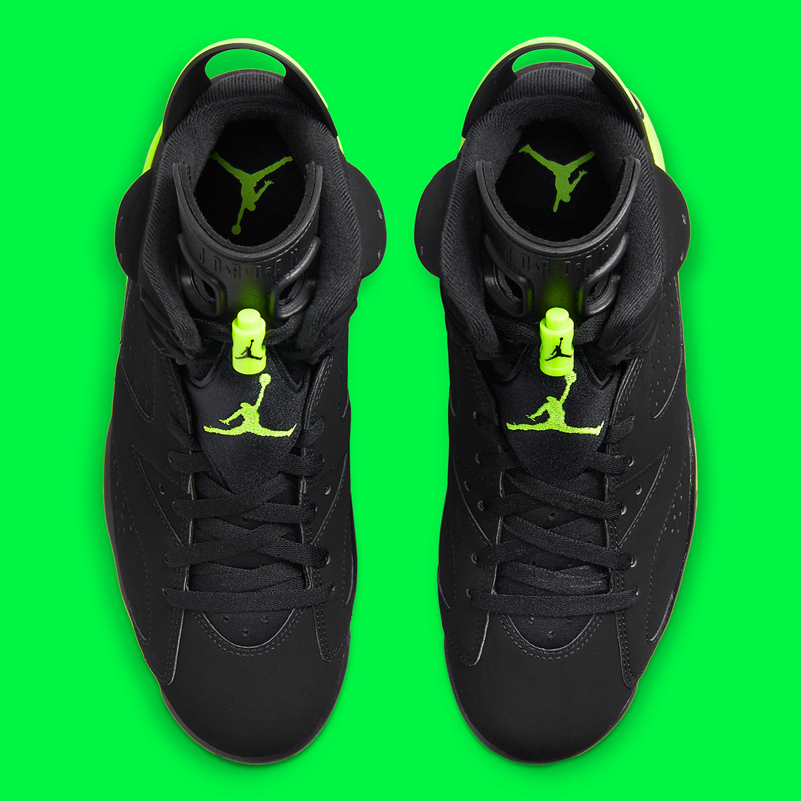 Air Jordan 6 ''Electric Green'' - CT8529-003