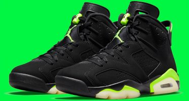 Air Jordan6 ''Electric Green''