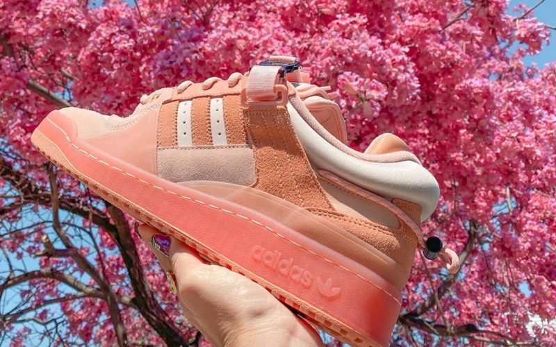 Bad Bunny x adidas Forum 84 Low ''Easter'' - Pink - GW0265