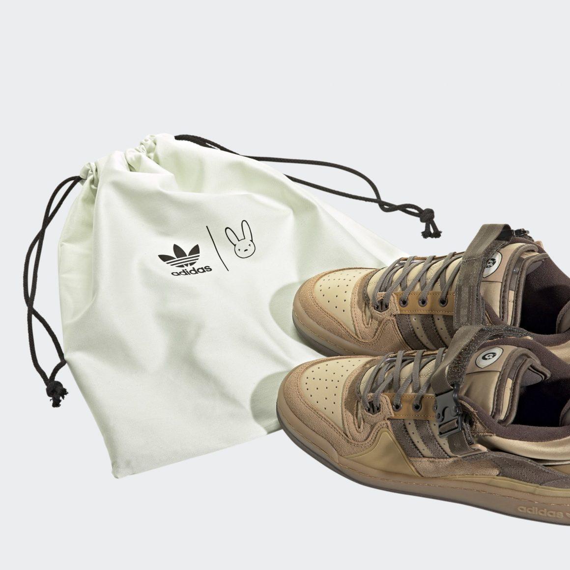 Bad Bunny x adidas Originals Forum 84 Low ''The First Café'' - GW0264