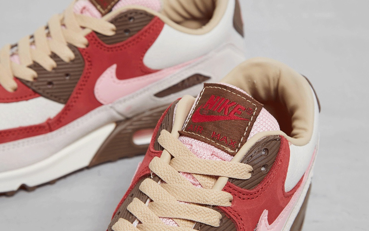 DQM x Nike Air Max 90 ''Bacon'' - 2021 - CU1816-100 - Sneaker Style
