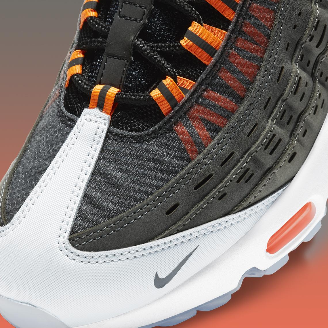 Kim Jones x Nike Air Max 95 ''Total Orange'' - DD1871-001