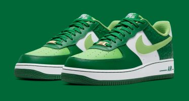 NikeAir Force 1 Low ''St. Patrick's Day''