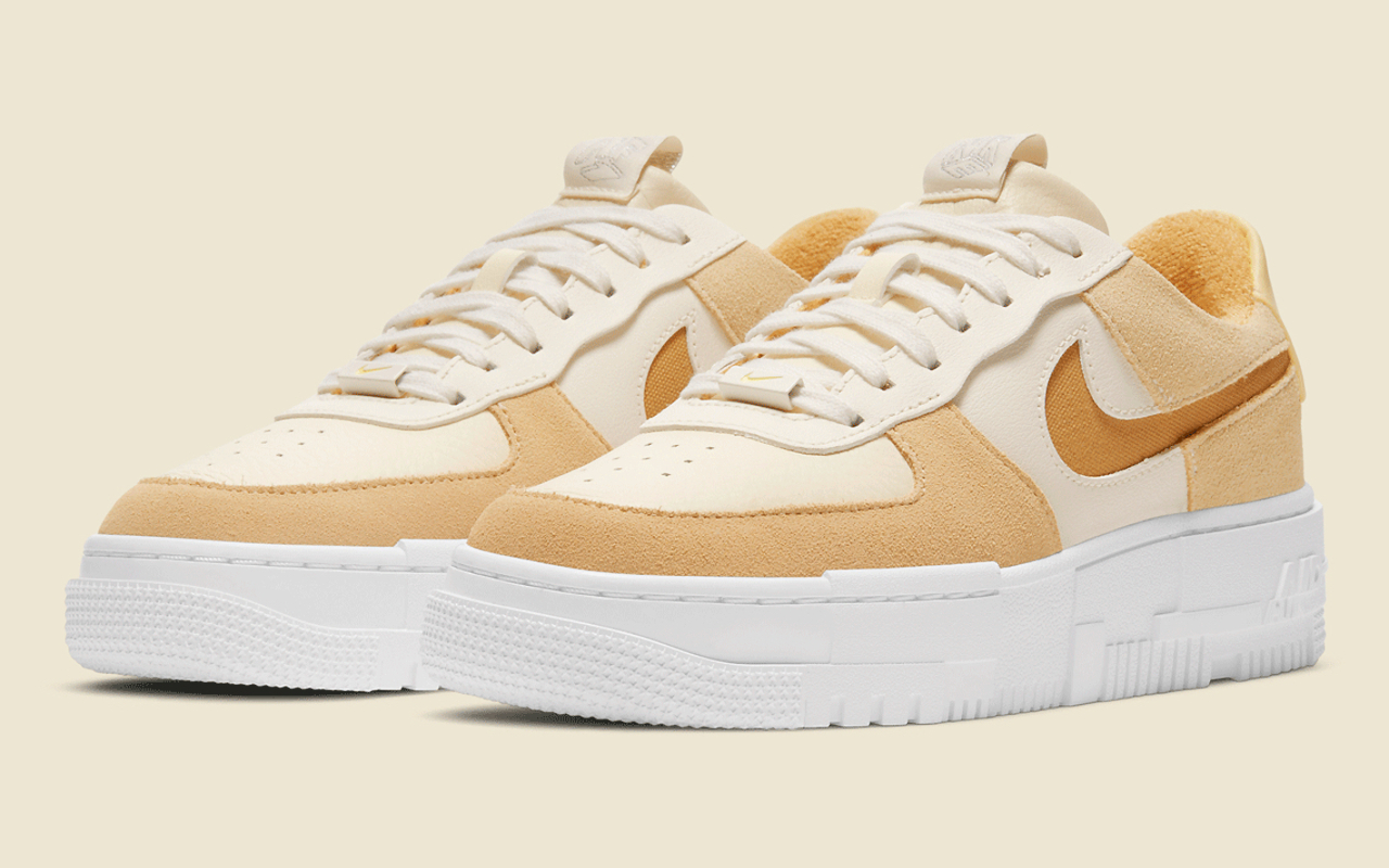 Nike Air Force 1 Pixel ''Coconut Milk'' - DH3856-100 - Sneaker Style