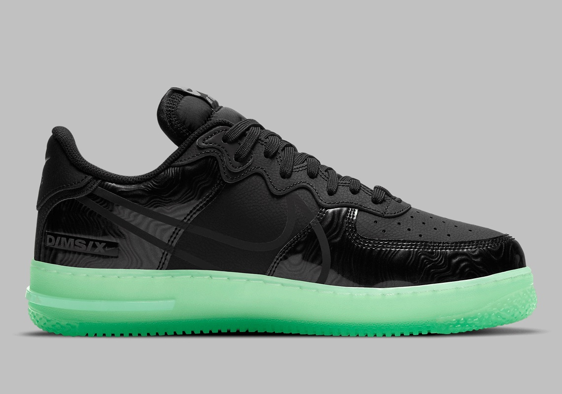 Nike Air Force 1 React LV8 ''All-Star'' - CV2218-001